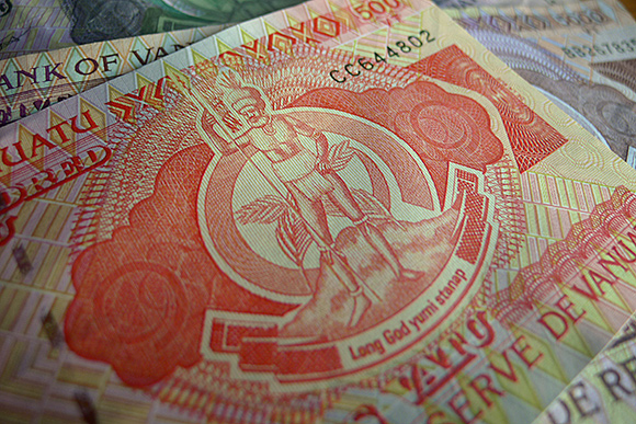 Banii din Vanuatu