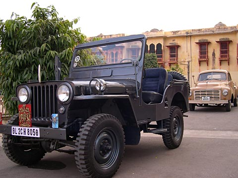 Jeep Willy's si Studebaker