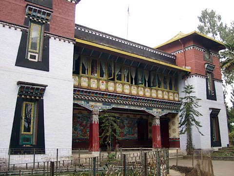 Namgyal Research Institute for Tibetology